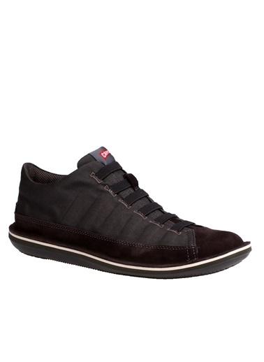 Camper Bağcıklı Ayakkabı Gri